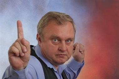 Милослав Рансдорф скандал